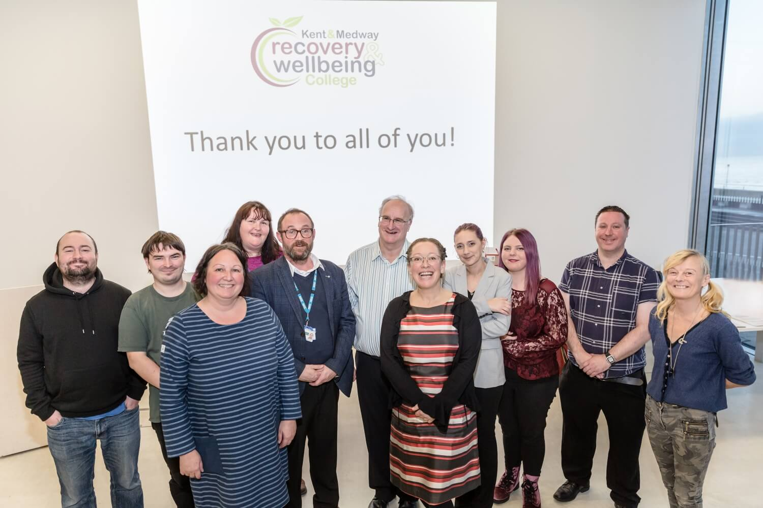 Recovery and Wellbeing College