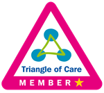 Triangle of Care seal