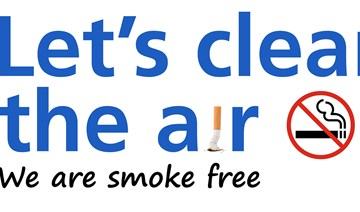 Smoke free - Section Illustration