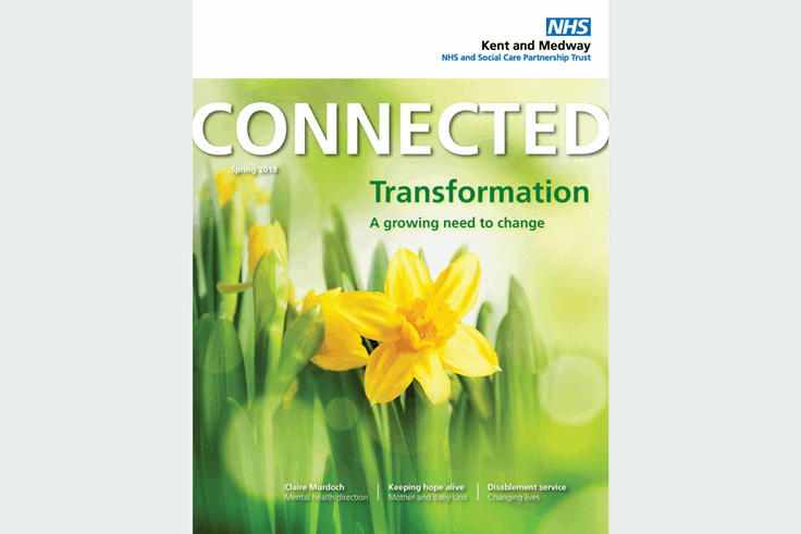 Connected Spring 2018 cover