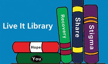 Live it Library - Section Illustration