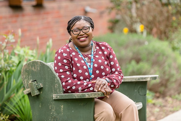 Supporting image: 'I'd say go for it!' - read how Ola returned to nursing with KMPT